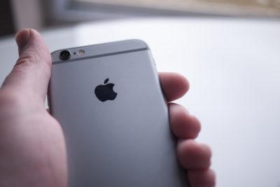 iPhone 6: Rear