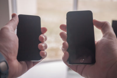 iPhone 6: Comparison to iPhone 5