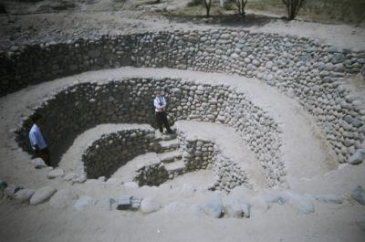 Preserved Aqueduct