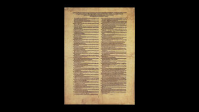 Ninety-Five Theses on the Power and Efficacy of Indulgences