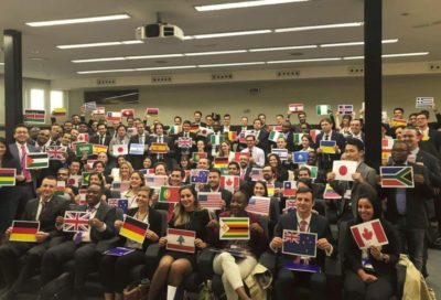 Global MBA Class