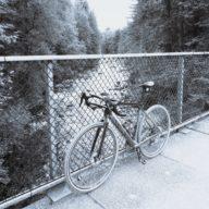 On a bridge