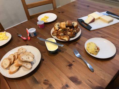 Parisian Breakfast 2017-10-09