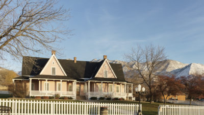 Brigham Young's Home 2017-12-05