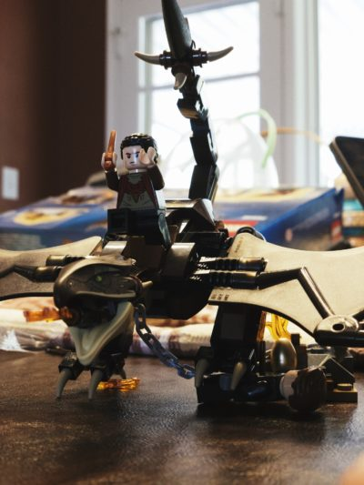 Goblet of Fire legos
