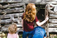 Cabin in Balcones National Wildlife Preserve