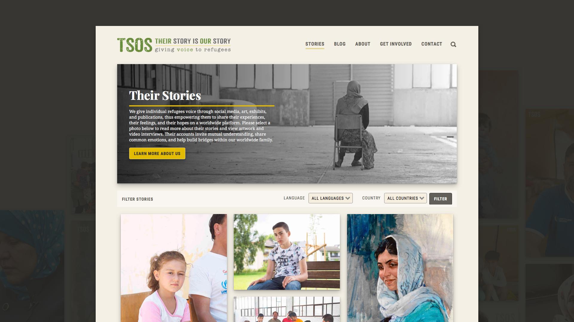 TSOS Homepage